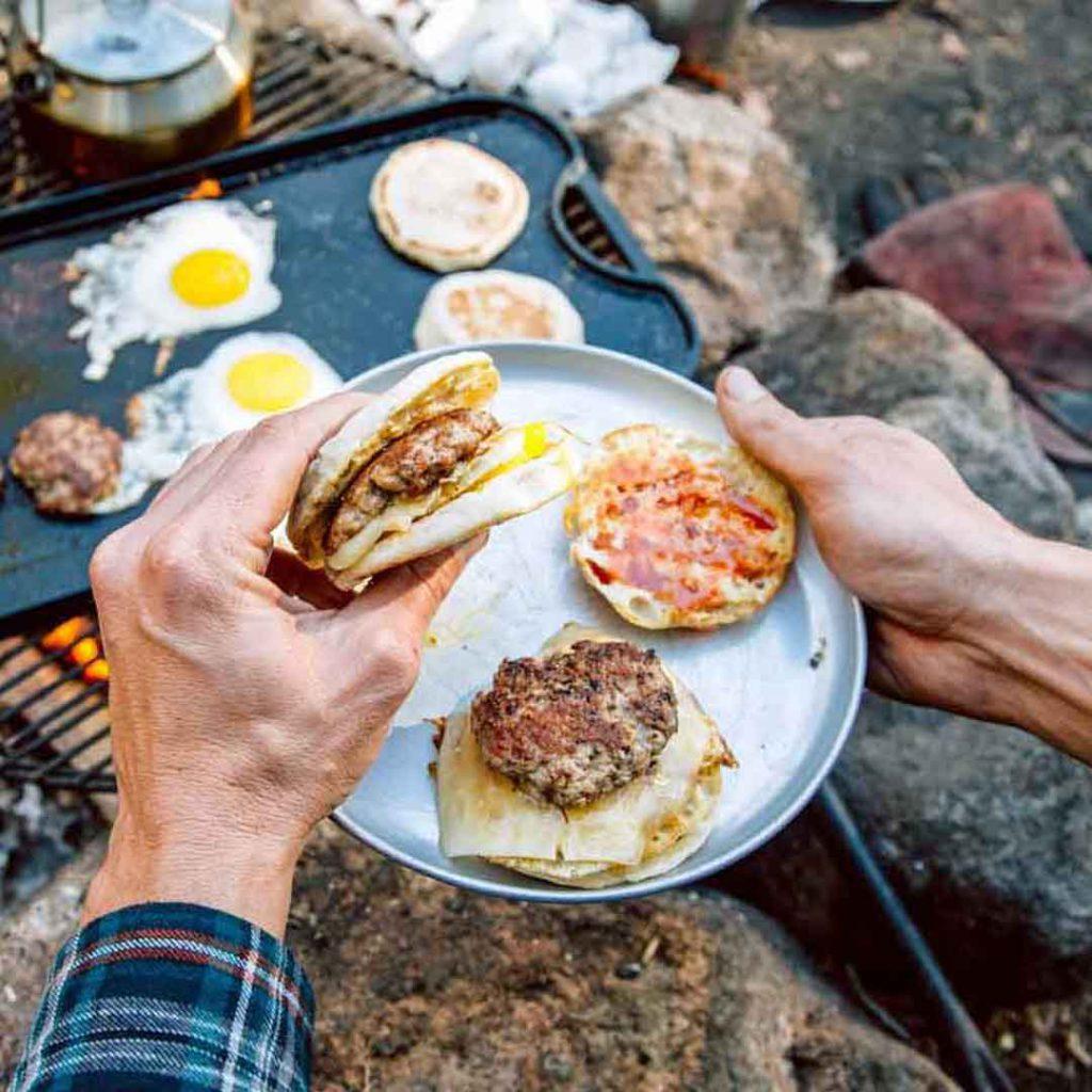 تصویر شاخص تغذیه در کوهنوردی