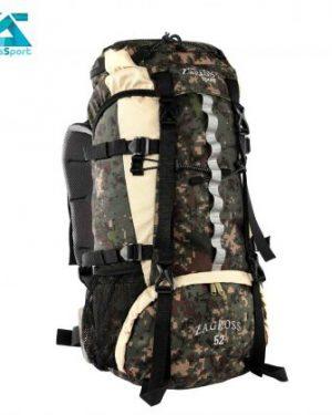 کوله پشتی کوهنوردی zs52 رنگ ارتشی