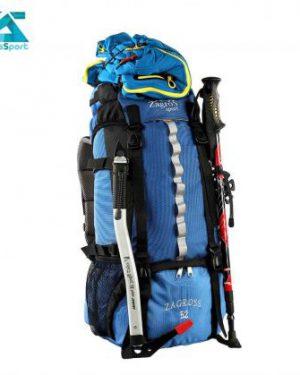 کوله پشتی کوهنوردی zs52 با ابزار