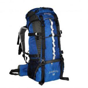 کوله پشتی کوهنوردی zs52 رنگ آبی