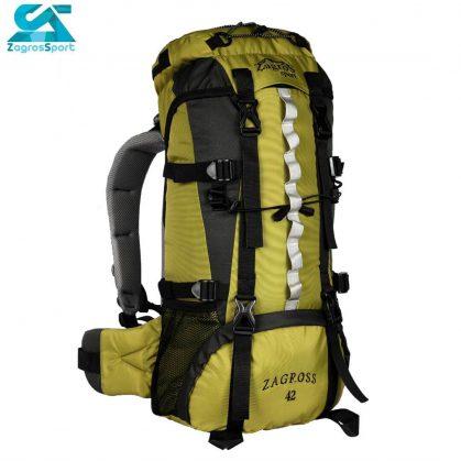 کوله پشتی کوهنوردی zs42 رنگ سبز