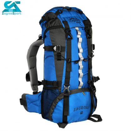 کوله پشتی کوهنوردی zs42 رنگ آبی