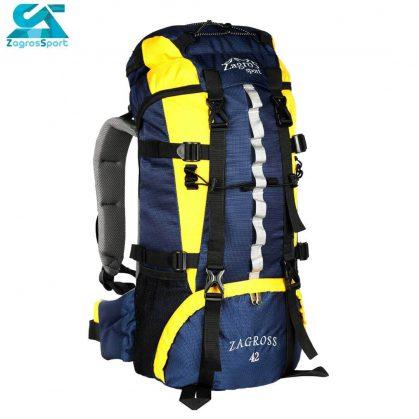 کوله پشتی کوهنوردی zs42 رنگ سرمه ای