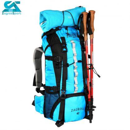 کوله پشتی کوهنوردی zs42 با ابزار