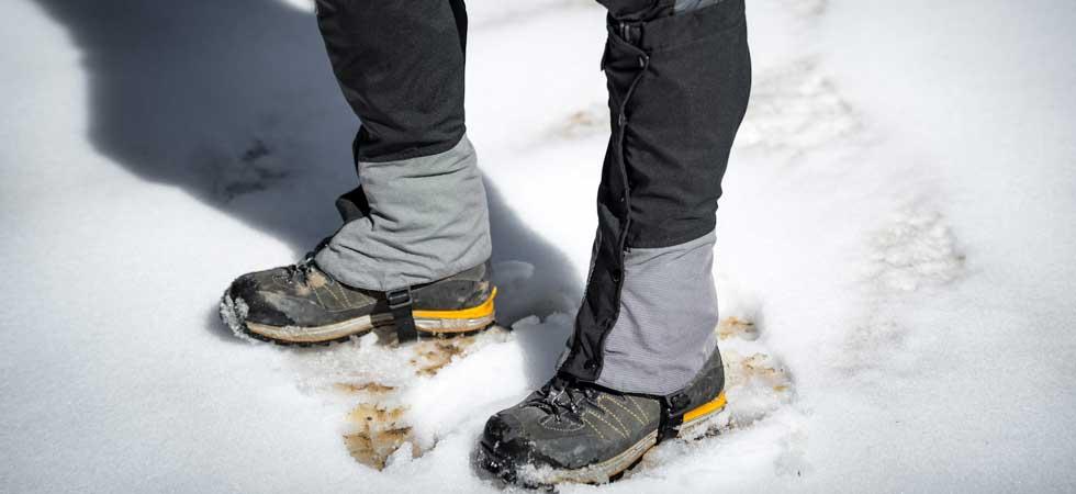 انتخاب گتر کوهنوردی مناسب