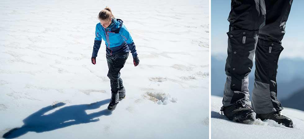 گتر کوهنوردی زنانه