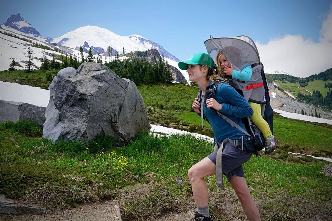 کوله پشتی کوهنوردی زنانه