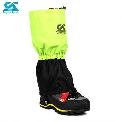 گتر کوهنوردی ضد آب زاگرس اسپرت رنگ سبز