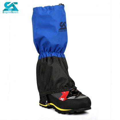 گتر کوهنوردی ضد آب زاگرس اسپرت آبی