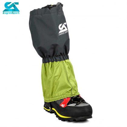 گتر کوهنوردی ضد آب زاگرس اسپرت سبز سدری