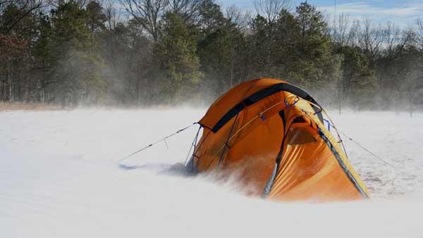 چادر کوهنوردی ضد آب