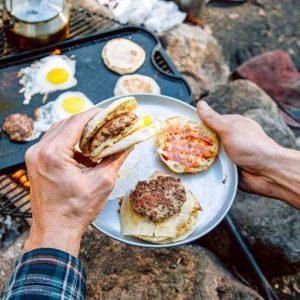 تغذیه در کوهنوردی