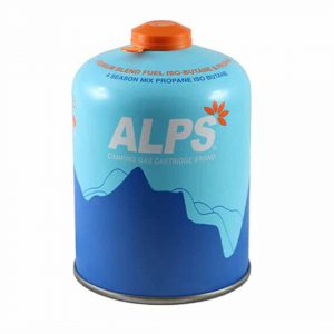 کپسول گاز 450 گرمی آلپس