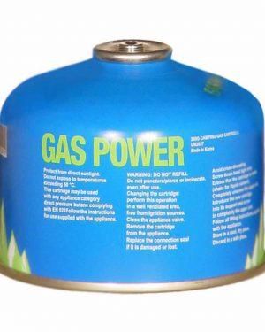 کپسول گاز 230 گرمی گاز پاور