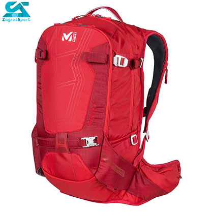 millet steep backpack 27 نمای دو