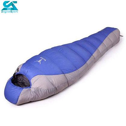 کیسه خواب پیکینیو Plus 300 رنگ آبی