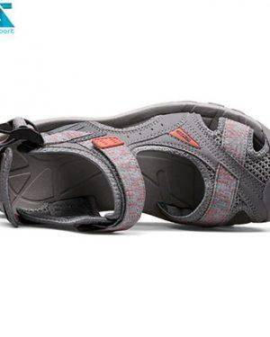 نمای بالایی صندل زنانه هامتو مدل کفشی