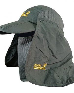 کلاه آفتابی جک ولف اسکین مدل سه تکه
