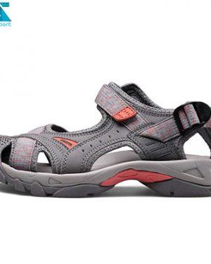 نمای کناری صندل زنانه هامتو مدل کفشی