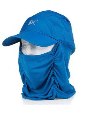 رنگ آبی کلاه آفتابی ای ایکس 2 مدل 341