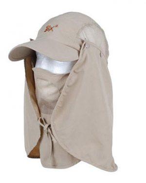 رنگ کرمی کلاه آفتابی ای ایکس 2 مدل 399