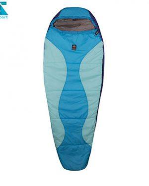 رنگ آبی کیسه خواب ویسکوز گایا مدل ۲۰۰ Gaya
