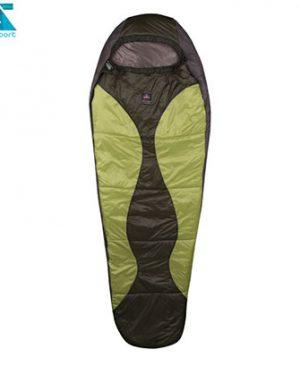 رنگ سبز کیسه خواب ویسکوز گایا مدل ۲۰۰ Gaya