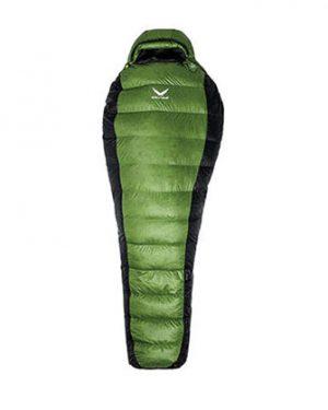 رنگ سبز کیسه خواب اسنو هایک مدل سیروان 350