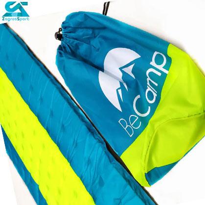 زیرانداز بادی کوهنوردی Be Camp به همراه کاور ضد آب