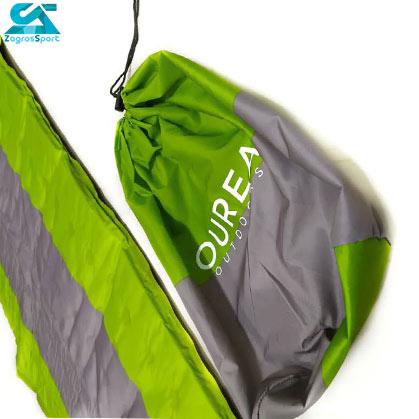 زیرانداز بادی کیسه خواب ourea کاور دار