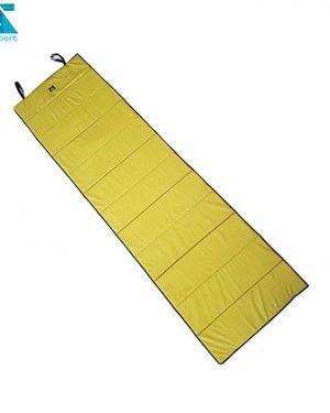 زیر انداز یک نفره موتال رنگ زرد