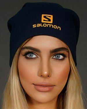 کلاه بافت SALOMON