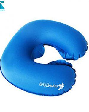 بالش بادی چاندوگ مدل گردنی رنگ آبی