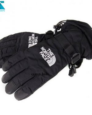 دستکش نورث فیس دو پوش رنگ مشکی