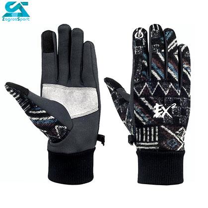 دستکش کاموایی 198 EX2