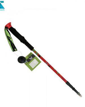 باتوم کوهنوردی اسنوهاک مدل 303 رنگ قرمز